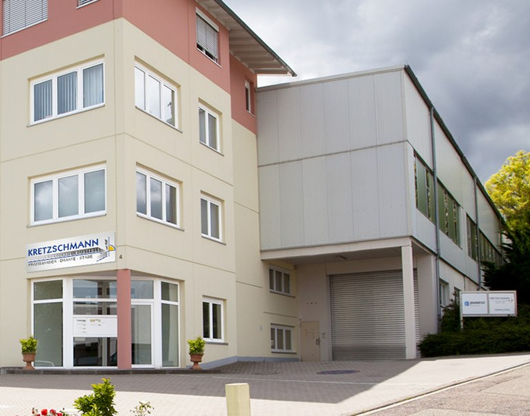 Betriebsgebäude in Birkenfeld